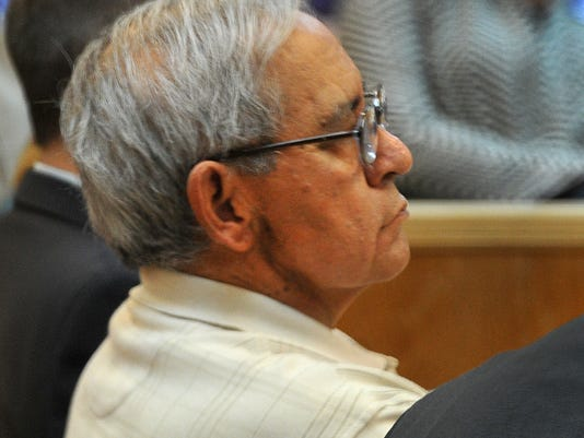 Perez in court