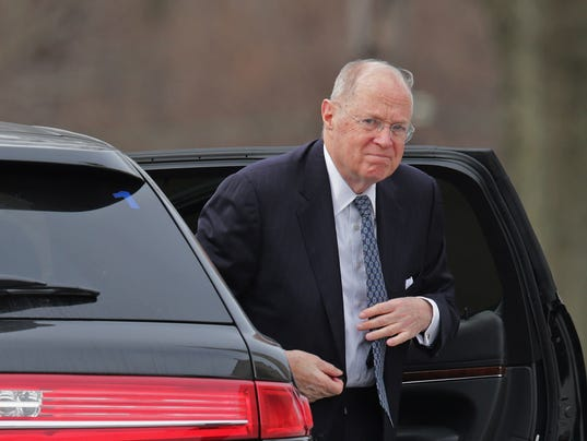 Justice Kennedy retirement