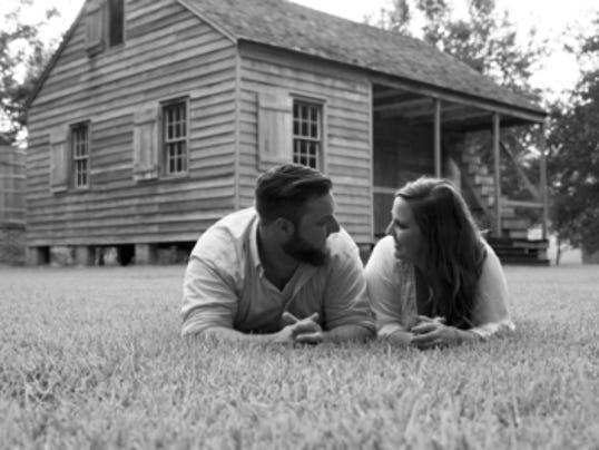 Engagements: Blaire Burley & Raymond Jumonville