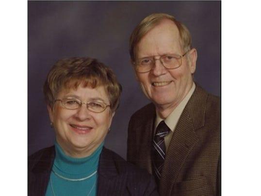 Anniversaries: Penny Thorson & Alan Thorson