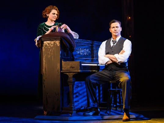 """The Sting"" at Paper Mill Playhouse"