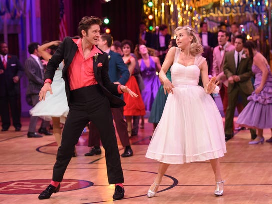 Fox's first foray into live musical events, 'Grease