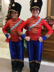 Toy soldiers remain a part of the Ballet Vero Beach