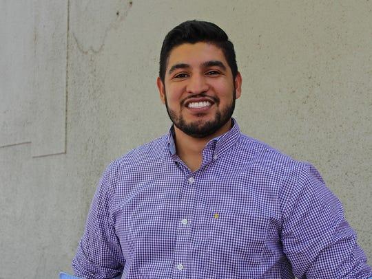 Leonardo Reyes, of Colima Mexico, is an Oregon DACA