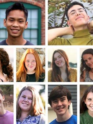 Traip Academy Top Ten Students, Class of 2020