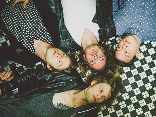 Spring Fling 2016 featuring Cage the Elephant is set