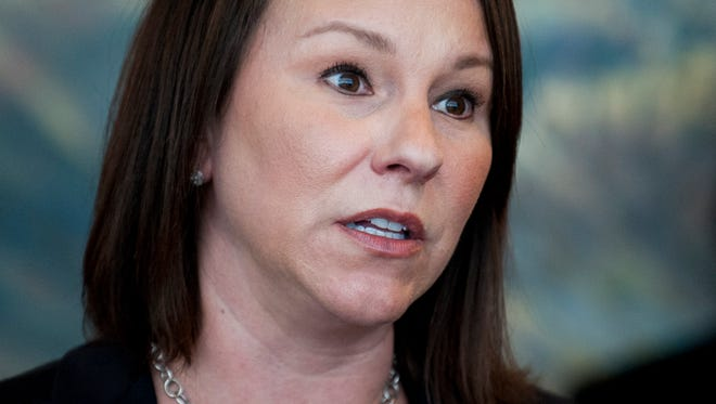 U.S. Rep Martha Roby said the Alabama delegation is working to get the F35 program in Montgomery .