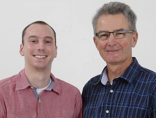 Bob McGinn and Michael Cohen
