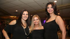 Christine Dian, Lori Dimitry, Marlane Romanelli. The