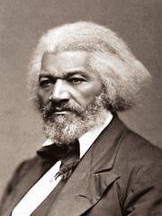 Frederick Douglass, circa 1879.