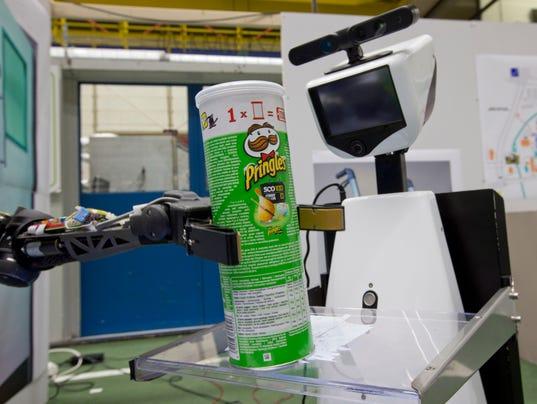 AP Netherlands Robots