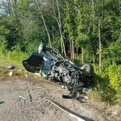 Shorewood man who caused crash that sent four people to the hospital in Grafton has been charged