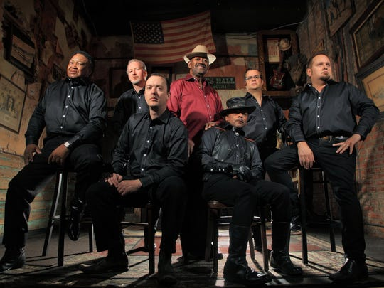 Memphis R&B outfit the Bo-Keys help celebrate the 15th anniversary of the Stax Museum on Thursday.