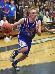 Reno beat Galena on a 3-pointer by Drew Rippingham Thursday in a boys Northern 4A semifinal.
