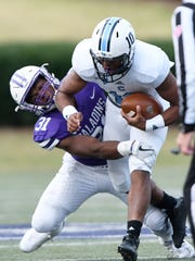 Furman hosts The Citadel in Southern Conference football Saturday, November 11, 2017.