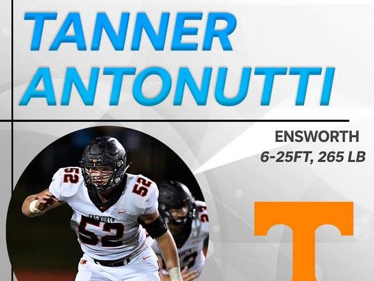 Tanner Antonutti