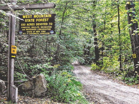 West Mountain State Forest, which includes more than 800 acres of natural habitat, is at the end of Gardner Hollow Road in the Town of Beekman. Major patrol and enforcement responsibilities formerly performed by environmental conservation officers have been transferred to forest rangers.