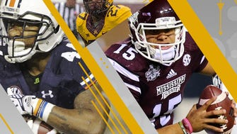 Auburn and Mississippi State both have rivalry contests with postseason implications.