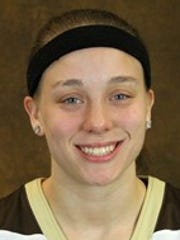 Former St. Cloud Tech star Annessa Rosch played four seasons at Southwest Minnesota State.