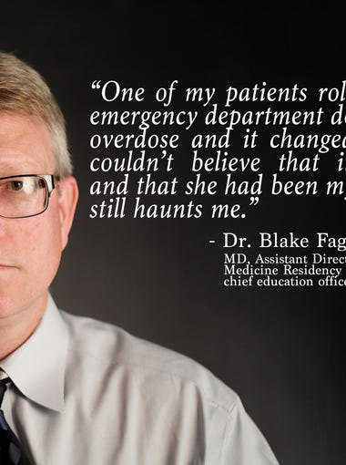 Blake Fagan, MD, Assistant Director, Family Medicine Residency Program and chief education officer at MAHEC