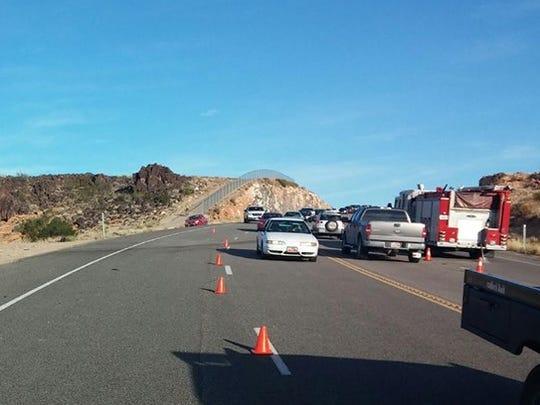 St  George Police ID man killed in SR-18 crash