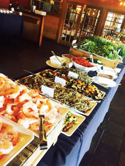 Morris Tap & Grill will host a brunch buffet and dinner buffet on Easter Sunday.