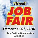 Virtual job fair: Find local jobs