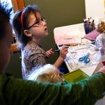 5-year-old Apalachin cancer survivor beat leukemia, twice