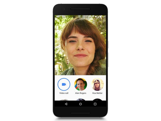 Duo is about simple voice calling on Wi-Fi or cellular