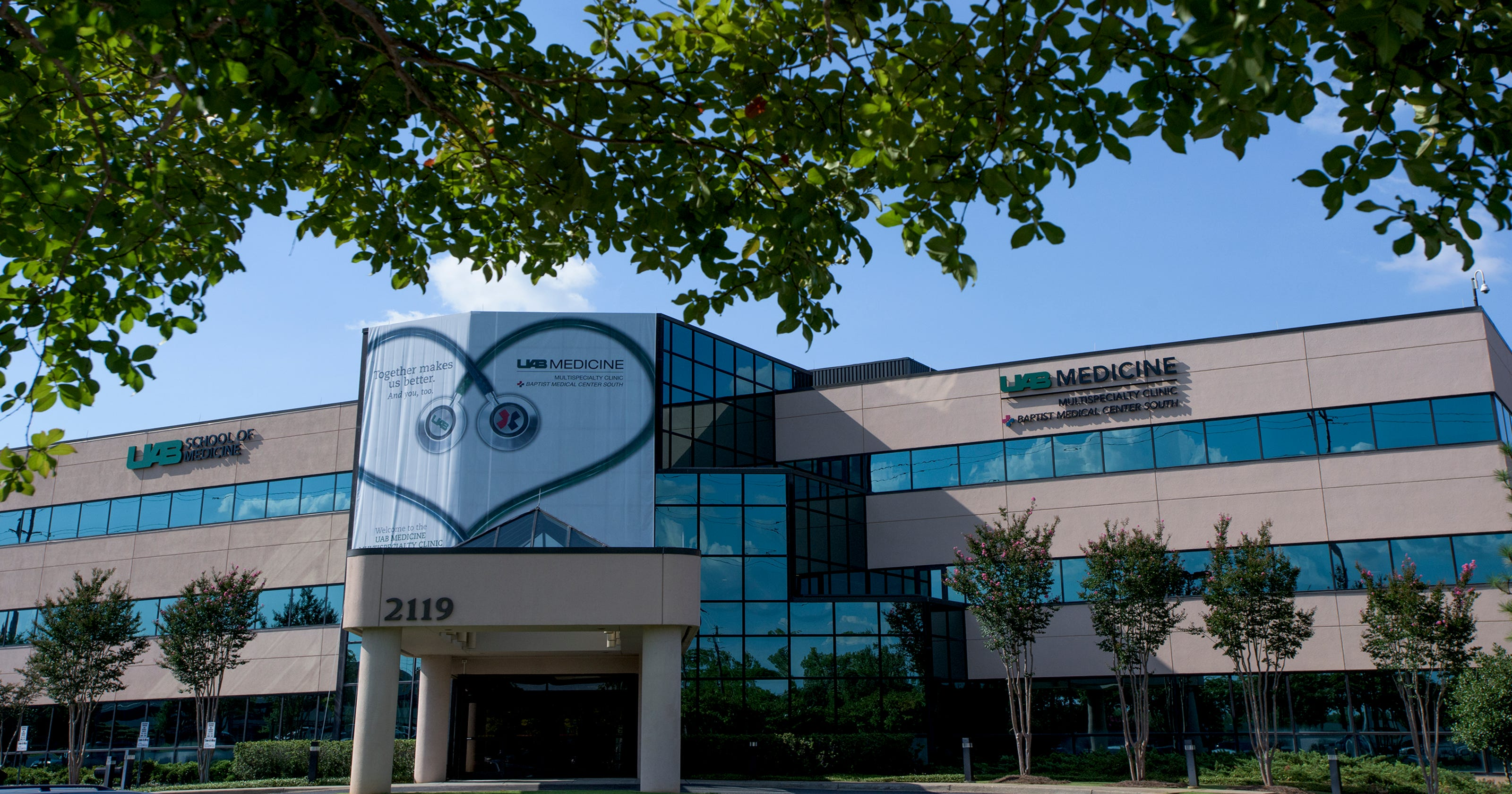 UAB and Baptist open new clinic in Montgomery