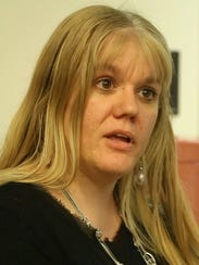 Jenifer Bowen, the director of Iowa Right to Life,