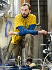 Matt Cohen of the Fiddlehead Brewing Company in Shelburne, shown in a 2012 photo.