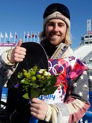 Snowboarder Sage Kotsenburg has gained 43,000 Twitter followers since winning slopestyle gold.