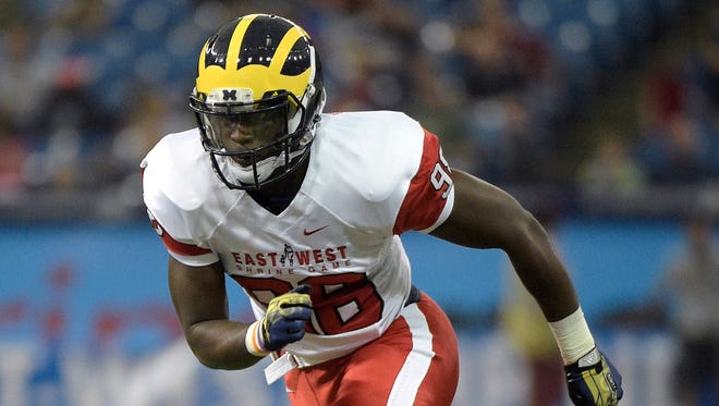 Former UM quarterback Devin Gardner was released by the Patriots Monday.