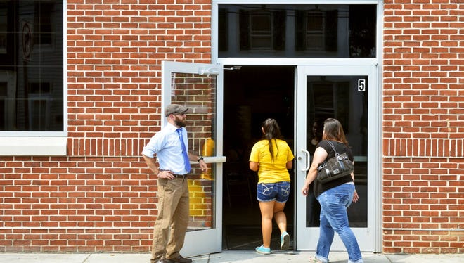 Helen Thackston Charter School in York received a no-interest loan  to make payroll, cover utilities as budget impasse lingers.