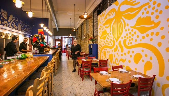 Amilinda, the Spanish-Portuguese influenced restaurant at 315 E. Wisconsin Ave., will be the host for the Food for Thought dinner on Oct. 24.