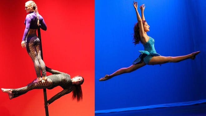 Contemporary dancers perform to raise food for the hungry in Artists for a Cause annual series Dance for Food.