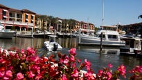 The Marina at Naples Bay Resort gave six of their rental boats a $100,000 makeover.
