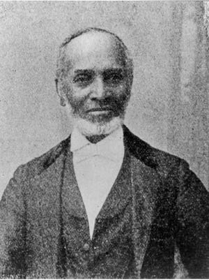 Peter Fossett, a Cincinnati preacher and Underground Railroad conductor, was Thomas Jefferson's house slave.