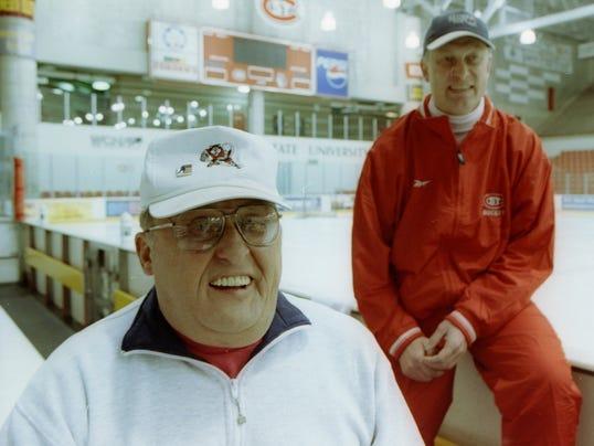 MN H.S.: St. Cloud Hockey Icon Bill Frantti Dies
