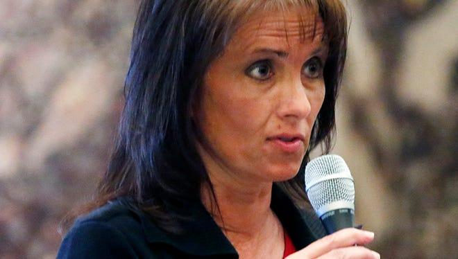 Mississippi Sen. Melanie Sojourner, R-Natchez