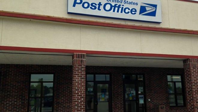 The Satellite Beach Post Office.