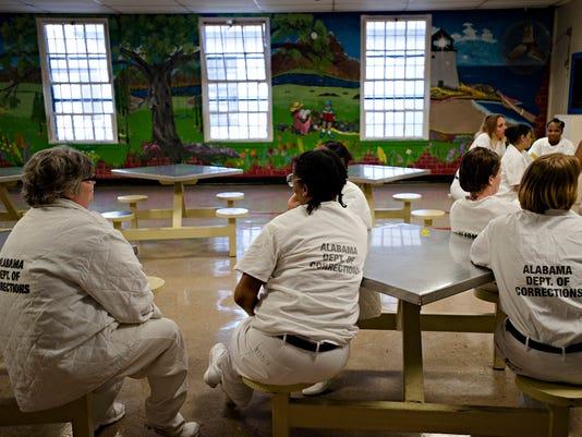 Alabama Prisons