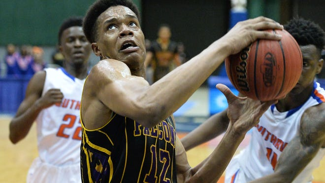 Columbus' Robert Woodard is one star to watch in the Lighthouse Thanksgiving Classic this month.