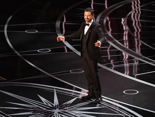 USP ENTERTAINMENT: 89TH ACADEMY AWARDS E ENT USA CA