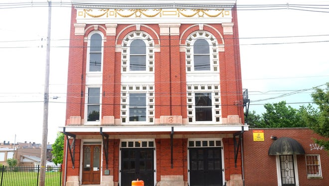 A former firehouse at 802 E. Main St. will soon become home to Quills Coffee's new roastery and cafe.