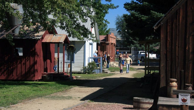 The Aztec Museum and Pioneer Village will serve as the site for many of the activities related to the Founders Day celebration this weekend.