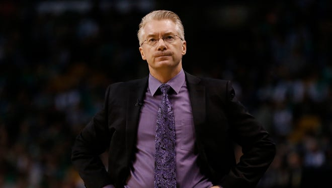Joe Prunty handled his first head-coaching gig well, guiding the Bucks to a 21-16 record to close the regular season, but it wasn't totally clear that he had the full attention of his players.