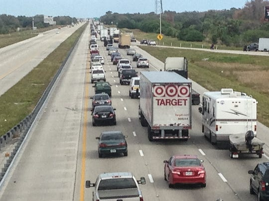 Interstate 95.