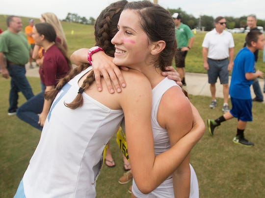 Fort Myers High School x-country runner Krissy Gear
